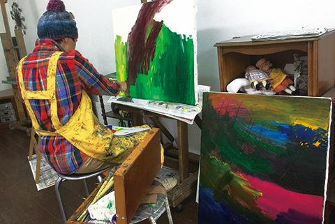 日下部美術教室