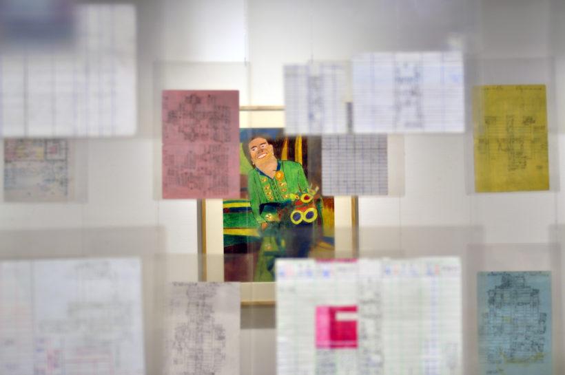 (中央)ウォール街の女/2006/中川雅仁