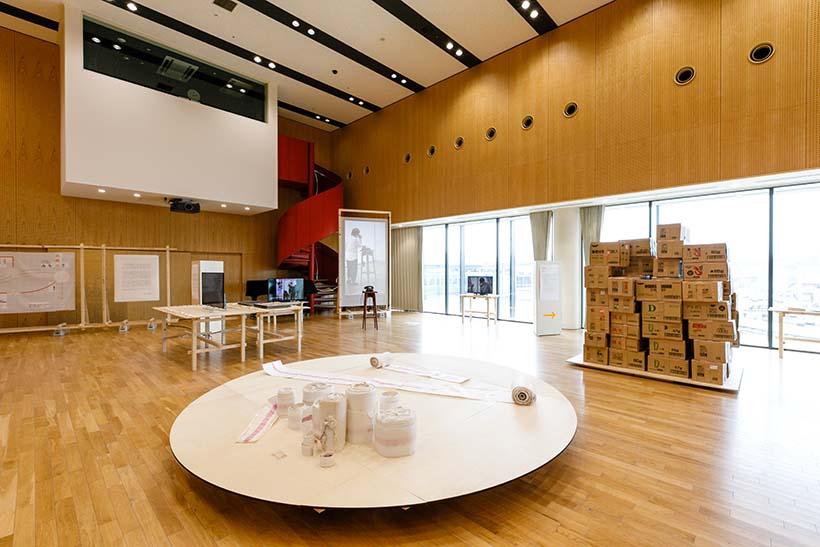 installation view photo by IRIMAJIRI Saki
